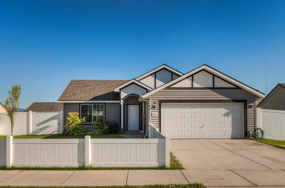 Coeur D'alene Single Family Home For Sale: 3670 W Accipter Dr