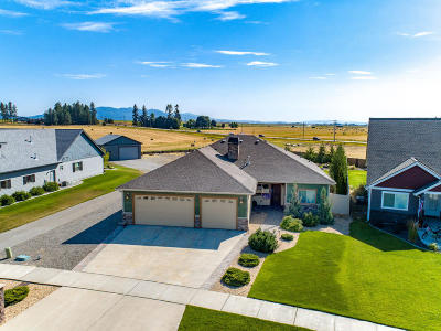 Rathdrum Single Family Home For Sale: 13994 N Pristine Cir
