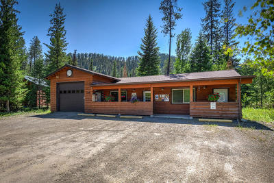 Priest Lake Single Family Home For Sale: 168 Rosemary Loop
