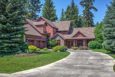 Hayden Single Family Home For Sale: 1581 E Woodstone Dr
