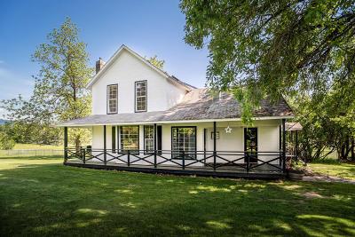 Hayden Single Family Home For Sale: 4354 E Lancaster Rd