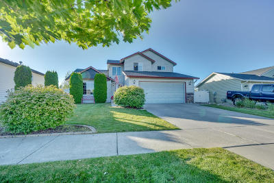 Post Falls Single Family Home For Sale: 2473 N Bunchgrass Dr