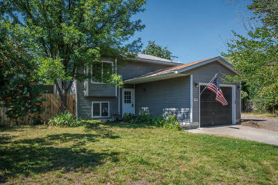 Rathdrum Single Family Home For Sale: 6793 W Timberline St