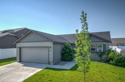 Rathdrum Single Family Home For Sale: 6030 W Twister St