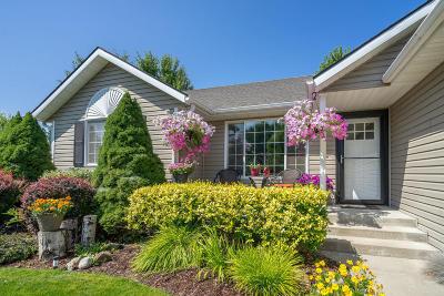 Coeur D'alene Single Family Home For Sale: 4019 N Alderbrook Dr
