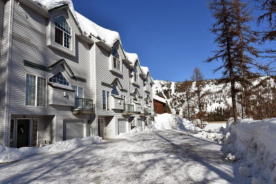 Sandpoint Condo/Townhouse For Sale: 58 Ullr #02