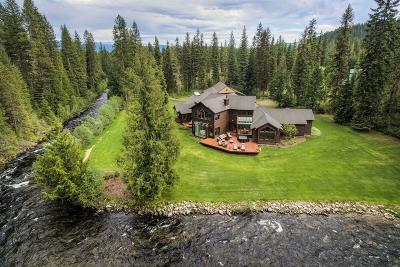 Priest Lake Single Family Home For Sale: 500 Heavenly Ln