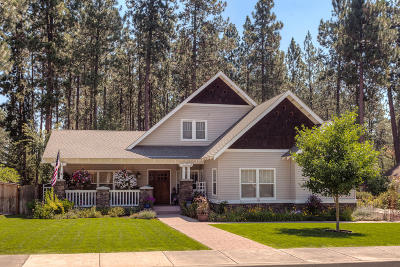 Post Falls Single Family Home For Sale: 501 S Rocky Point Ct