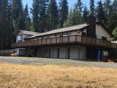 Coeur D'alene Single Family Home For Sale: 5918 S Fox Haven Rd
