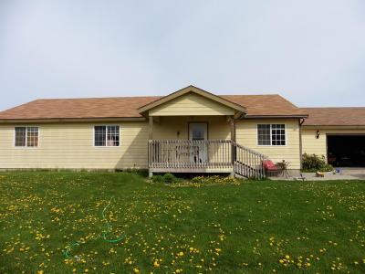 Post Falls Single Family Home For Sale: 2655 N Corbin Rd
