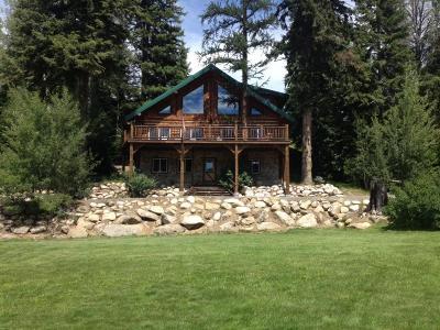 Priest Lake Single Family Home For Sale: 1524 Lamb Creek