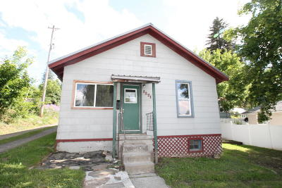 St. Maries ID Single Family Home For Sale: $47,900