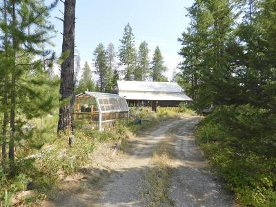 Bonner County, Kootenai County Single Family Home For Sale: 557 Estates Loop
