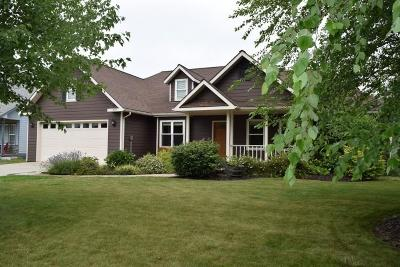 Sandpoint Single Family Home For Sale: 615 Whiskey Jack Cir