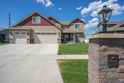 Rathdrum Single Family Home For Sale: 15250 N Pristine Cir
