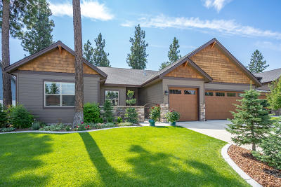 Coeur D'alene Single Family Home For Sale: 1410 W Ashmont Way