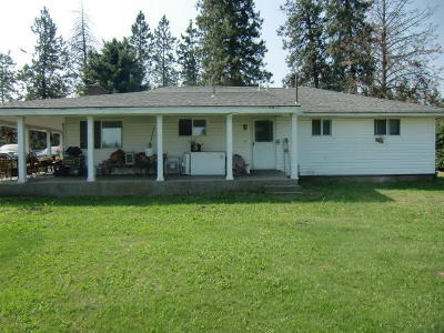 Rathdrum Single Family Home For Sale: 4881 W Highway 53