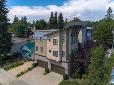 Coeur D'alene Condo/Townhouse For Sale: 505 N 3rd St #302