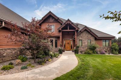 Hayden Single Family Home For Sale: 1446 E Bruin Loop