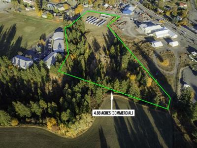 Bonners Ferry Residential Lots & Land For Sale: NNA Augusta St