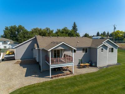 Post Falls Single Family Home For Sale: 1301 N Syringa St