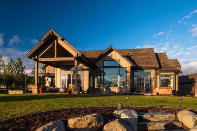Kootenai County Single Family Home For Sale: 8971 W Riverview Dr
