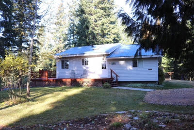 Bonners Ferry Single Family Home For Sale: 224 Bane Lane
