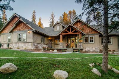 Hayden Single Family Home For Sale: L4 N Arctic Falls Lp