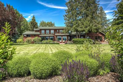 Sandpoint Single Family Home For Sale: 327 Sunnyside Road