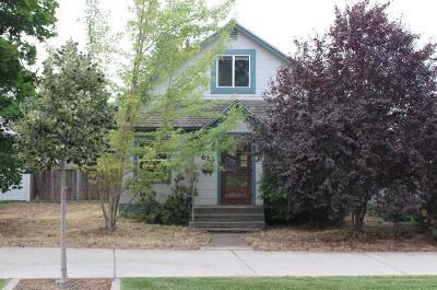 Coeur D'alene Single Family Home For Sale: 620 W River Ave