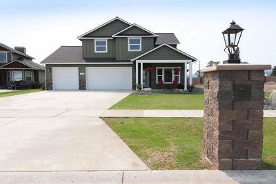 Rathdrum Single Family Home For Sale: 13942 N Pristine Cir