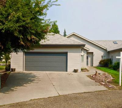 Hauser Lake, Post Falls Single Family Home For Sale: 253 W Frontier Trl