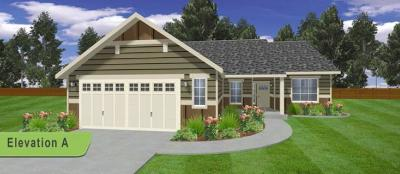 Coeur D'alene Single Family Home For Sale: 7691 N Coneflower St