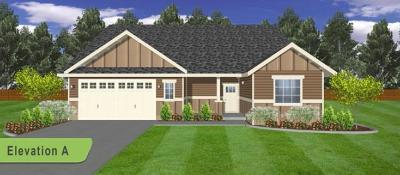 Coeur D'alene Single Family Home For Sale: 7692 N Coneflower St