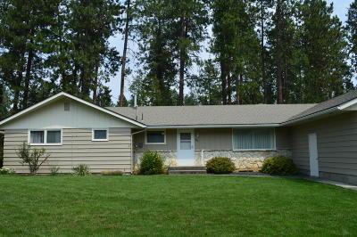 Coeur D'alene Single Family Home For Sale: 415 W Vista Dr