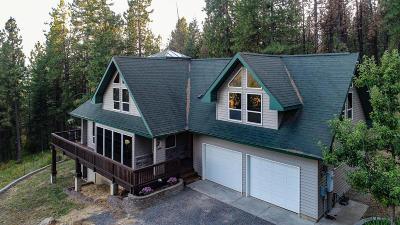 Coeur D'alene Single Family Home For Sale: 7878 W Hawk Ridge Rd