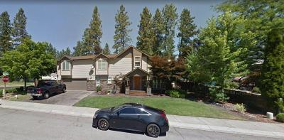 Post Falls Single Family Home For Sale: 3271 E Mountain View Dr