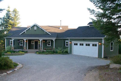 Sandpoint Single Family Home For Sale: 803 Larsen Ranch Ln