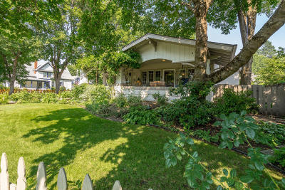 Coeur D'alene Single Family Home For Sale: 206 N Military Dr
