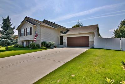Coeur D'alene Single Family Home For Sale: 2656 W Larix Ct