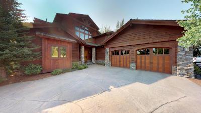 Coeur D'alene Single Family Home For Sale: 6012 W Quartzite Ln
