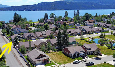 Sandpoint Single Family Home For Sale: 1401 River Rock Rd