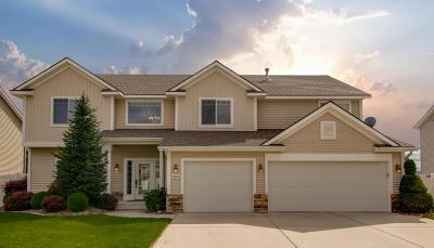 Hayden Single Family Home For Sale: 8284 N Salmonberry Loop
