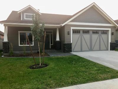 Coeur D'alene Single Family Home For Sale: 8029 W Hydrangea Ave