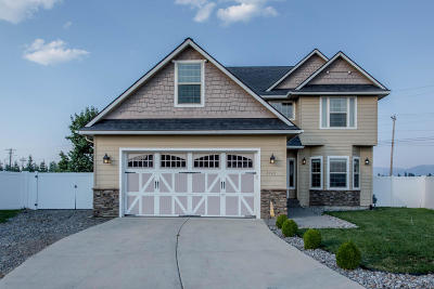 Coeur D'alene, Dalton Gardens Single Family Home For Sale: 1713 W Pyrenees Loop