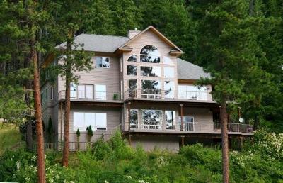 Coeur D'alene Single Family Home For Sale: 4998 S Molstead Ln