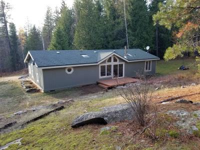 Sandpoint Single Family Home For Sale: 70 Williamson