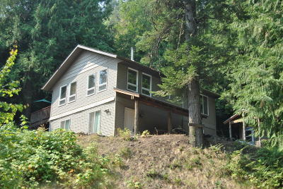 Coeur D'alene Single Family Home For Sale: 19835 S Watson Rd
