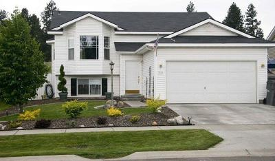 Coeur D'alene Single Family Home For Sale: 5887 N Troon St