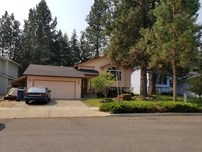 Coeur D'alene Single Family Home For Sale: 946 E Spruce Ave